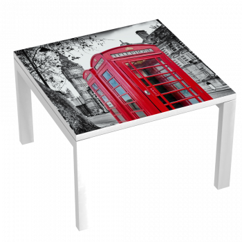 Table Basse Cabine
