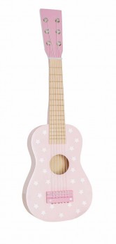 Guitare Enfant Rose
