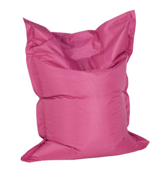 Pouf Coussin MM Rose