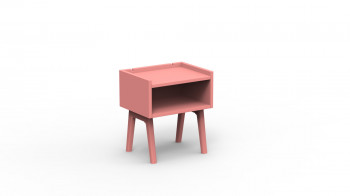 Table de Chevet Corail