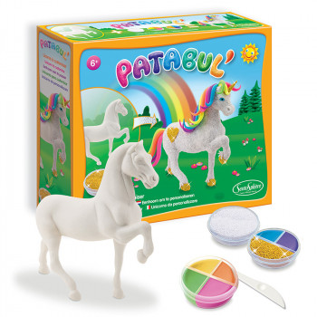 Patabul : Licorne A Customiser